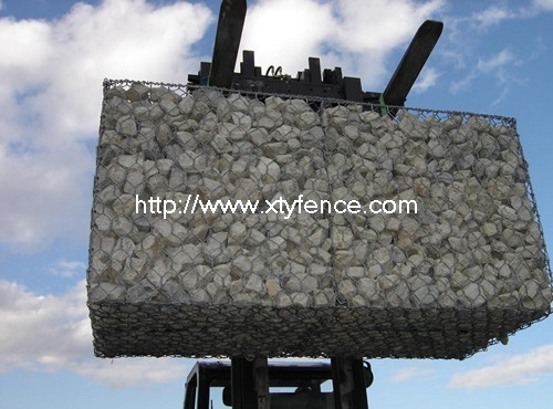 gabion box application